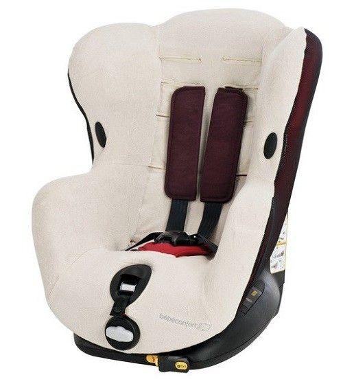 Scaun auto copii Iseos Isofix 9-18 kg - Bebe Confort cu husa vara cadou 1