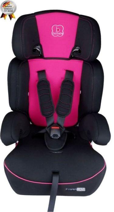 Scaun auto FreeMove 9-36kg - BabyGo 4