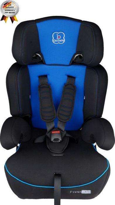 Scaun auto FreeMove 9-36kg - BabyGo 2