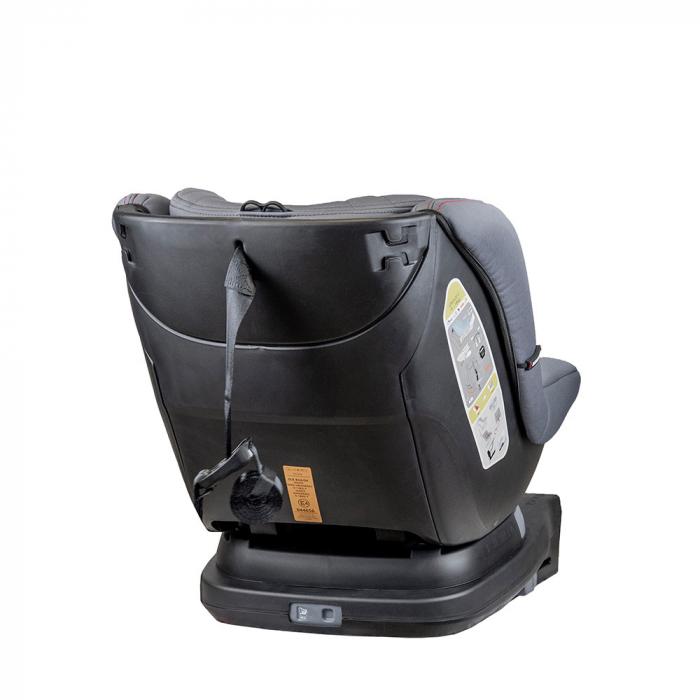 Scaun auto Millo rotativ 360 grade cu ISOFIX 0-18 kg Coletto 5