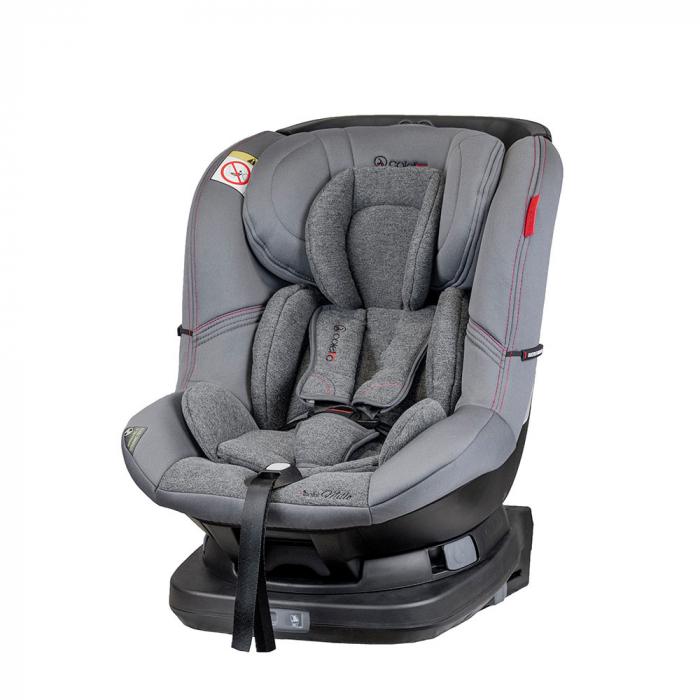 Scaun auto Millo rotativ 360 grade cu ISOFIX 0-18 kg Coletto 0