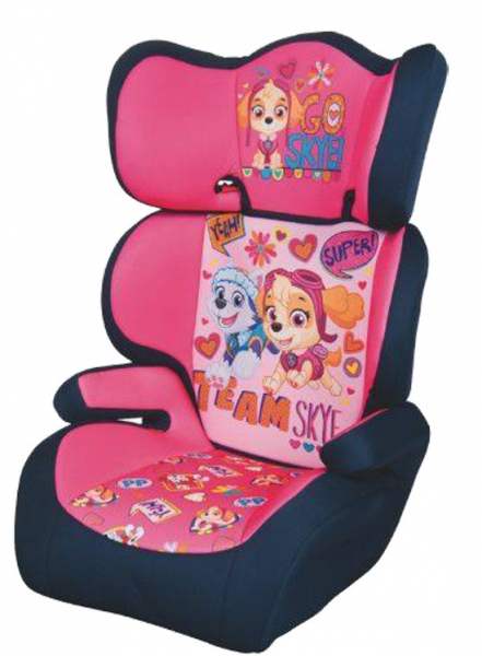 Scaun auto Paw Patrol Girl 15-36 kg - Global 0