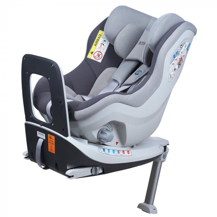 Scaun auto Rear Facing rotativ Tiago 0-18 kg KidsCare 8