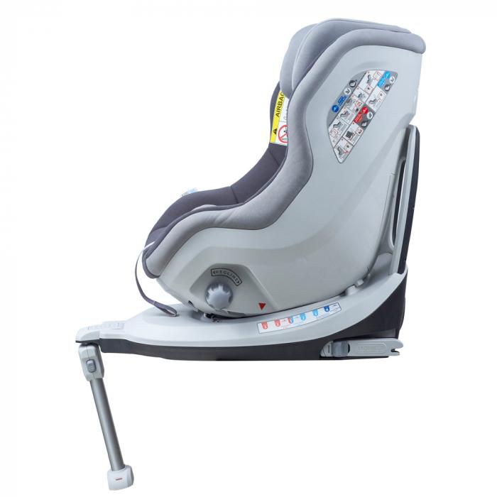 Scaun auto Rear Facing rotativ Tiago 0-18 kg KidsCare 3