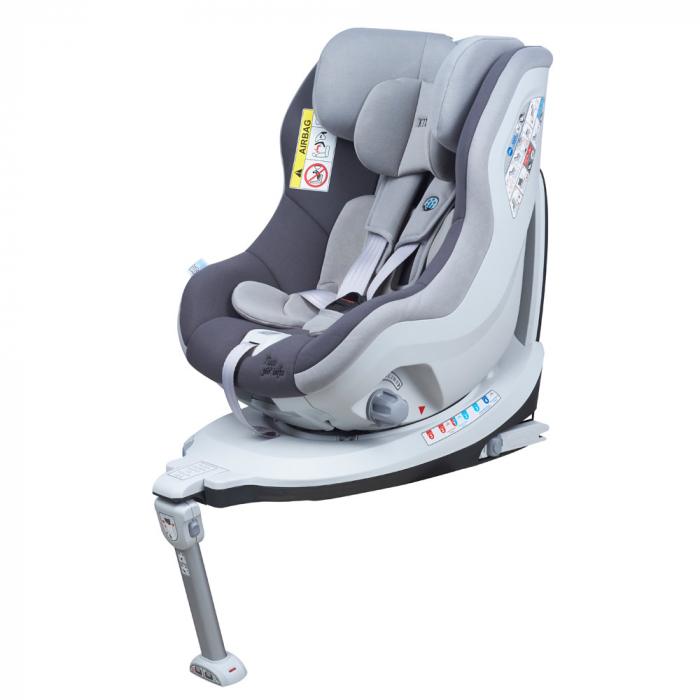 Scaun auto Rear Facing rotativ Tiago 0-18 kg KidsCare 6