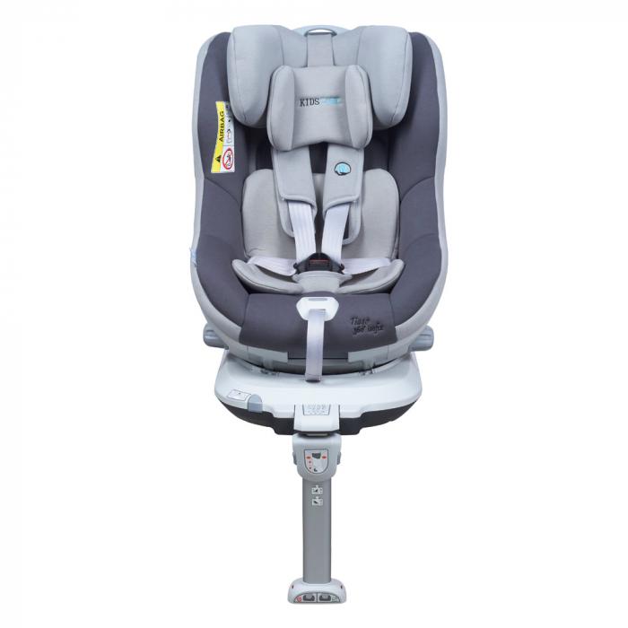 Scaun auto Rear Facing rotativ Tiago 0-18 kg KidsCare 4