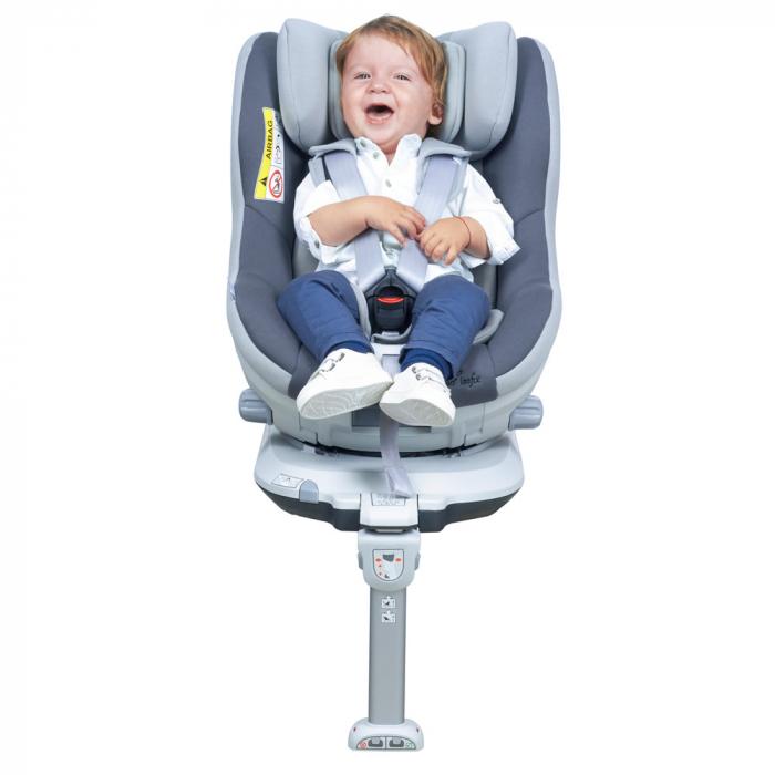 Scaun auto Rear Facing rotativ Tiago 0-18 kg KidsCare 5