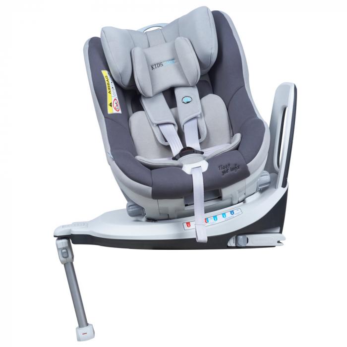 Scaun auto Rear Facing rotativ Tiago 0-18 kg KidsCare 0