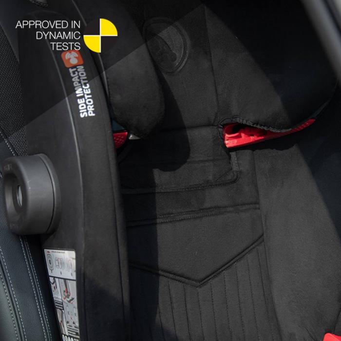 Scaun auto Zafiro cu Isofix 15-36 Kg Coletto 2