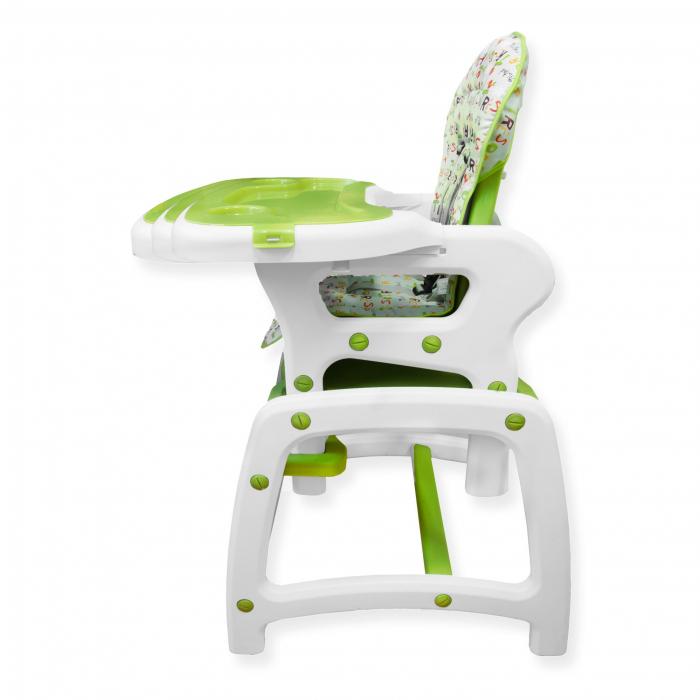 Scaun masa copii multifunctional Eat & Play - Juju [2]