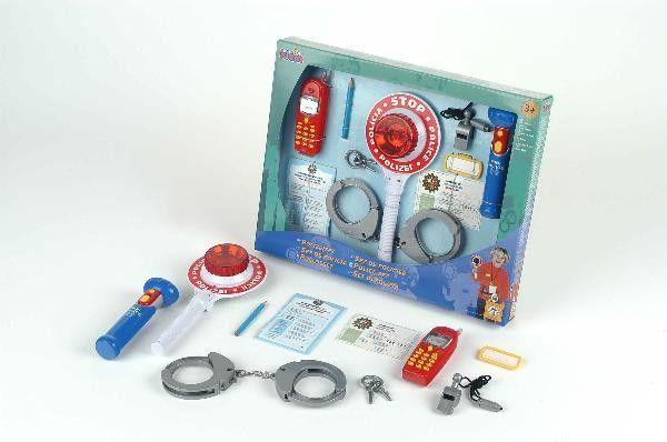 Set 10 accesorii politie 0