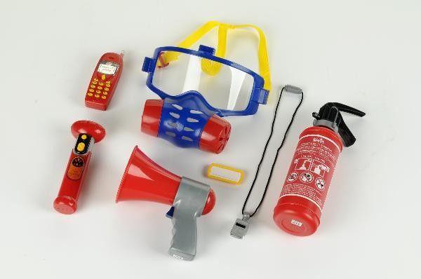 Set 7 accesorii pompier [0]