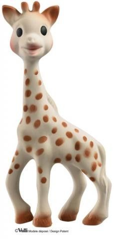 Set cadou Primul meu Craciun Girafa Sophie [1]