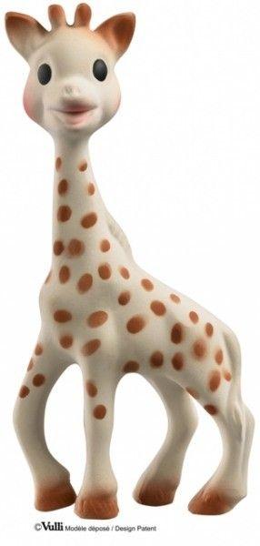 Set cadou saculet Vulli Girafa Sophie 1