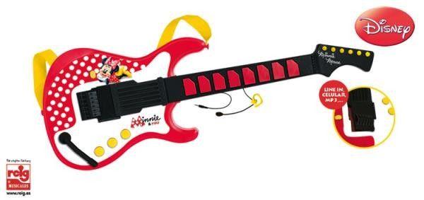 Set chitara cu microfon Minnie - Reig Musicales [0]