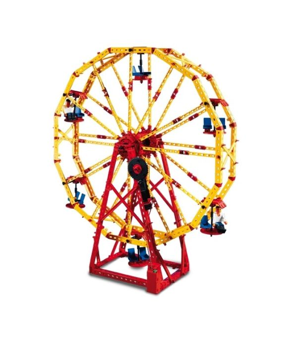 Set constructie ADVANCED Super Fun Park - 3 modele - Fischertechnik 8