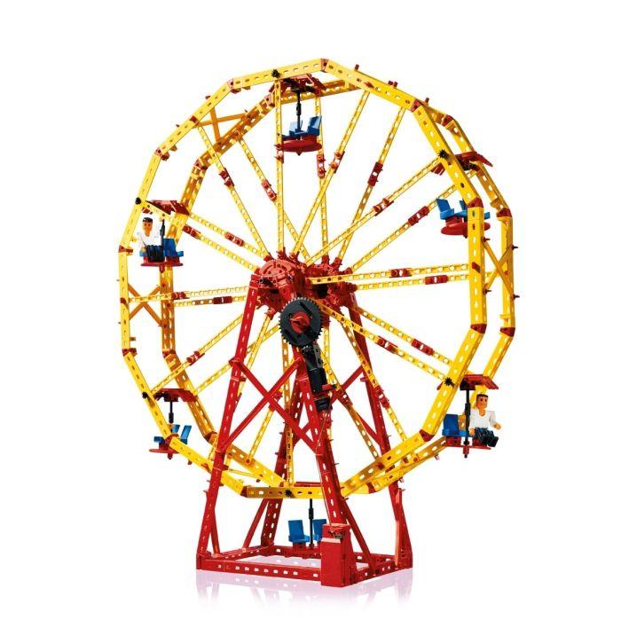 Set constructie ADVANCED Super Fun Park - 3 modele - Fischertechnik 9
