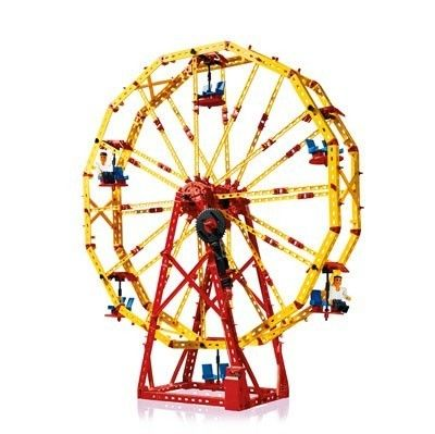 Set constructie ADVANCED Super Fun Park - 3 modele - Fischertechnik 0