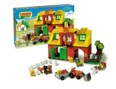 Set constructie Unico Plus ferma 0