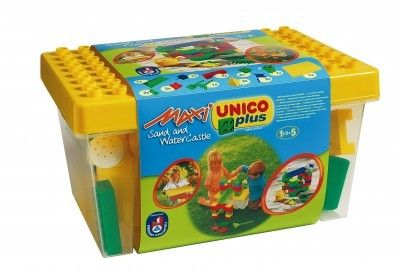 Set constructie Unico Plus Maxi Castel 1
