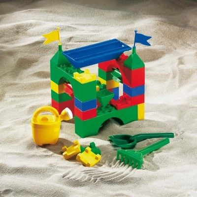Set constructie Unico Plus Maxi Castel 0