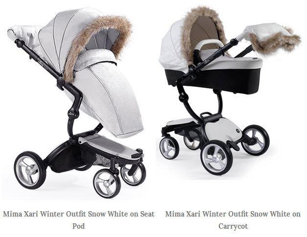 Set de iarna Mima Winter Outfit for Xari or Kobi 0