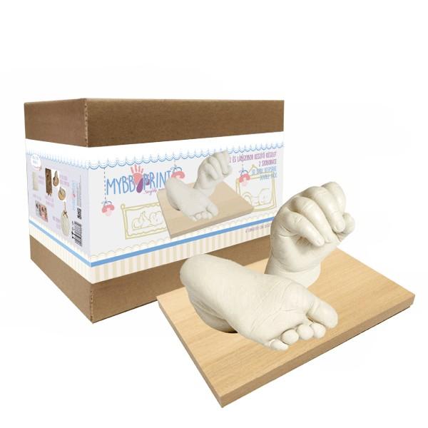 Set de sculptura 3D Extra Mana/Picior Bebelus Baby Print [0]