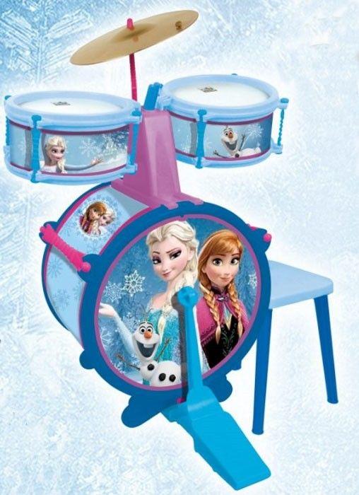 Set de trei tobe Frozen - Reig Musicales [0]