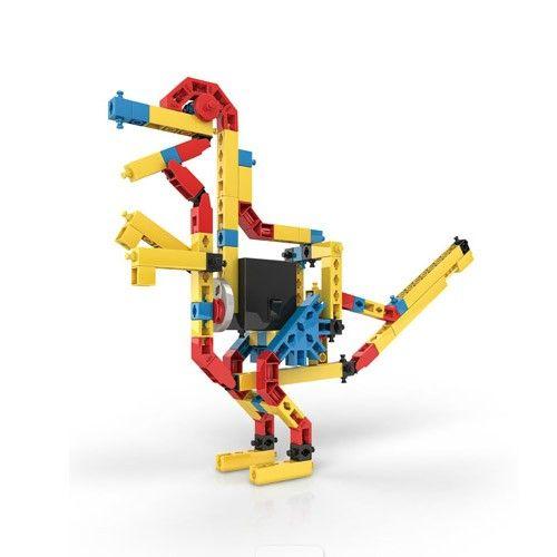 Set inginerie 18 modele cu motor Engino 4