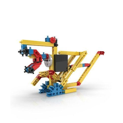 Set inginerie 18 modele cu motor Engino 6