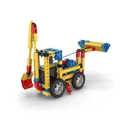 Set inginerie 40 modele cu motor Engino 2