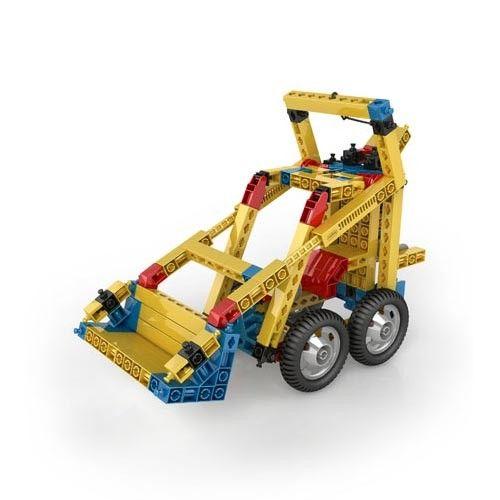 Set inginerie 40 modele cu motor Engino 3