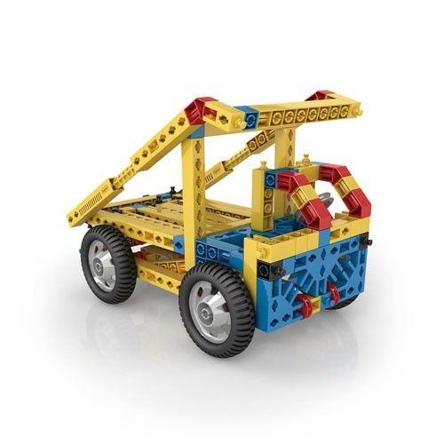 Set inginerie 40 modele cu motor Engino 4
