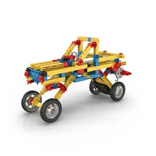 Set inginerie 40 modele cu motor Engino 5