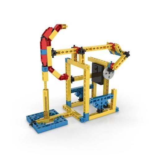 Set inginerie 40 modele cu motor Engino 6