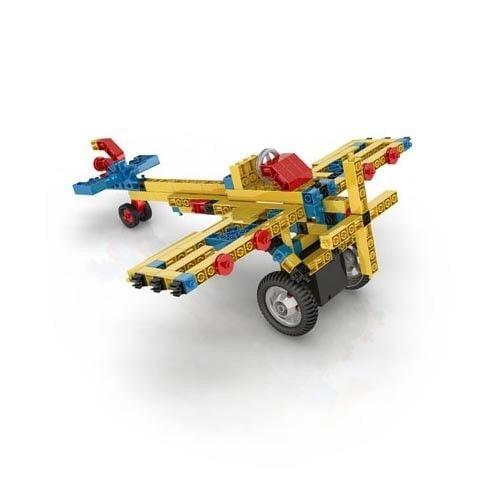 Set inginerie 40 modele cu motor Engino 7
