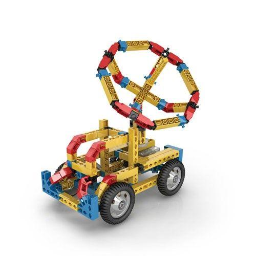 Set inginerie 40 modele cu motor Engino 10