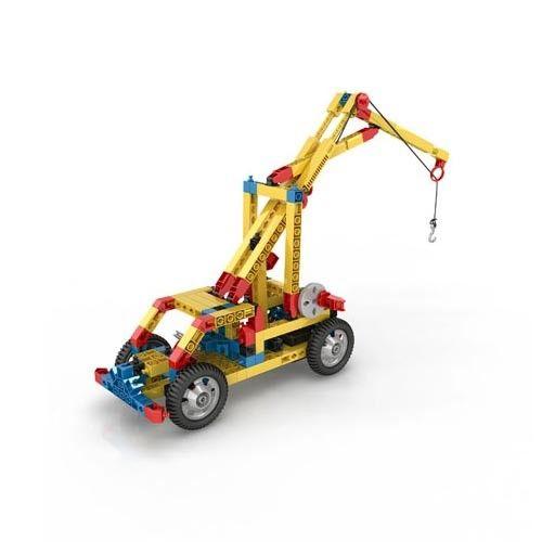 Set inginerie 40 modele cu motor Engino 11