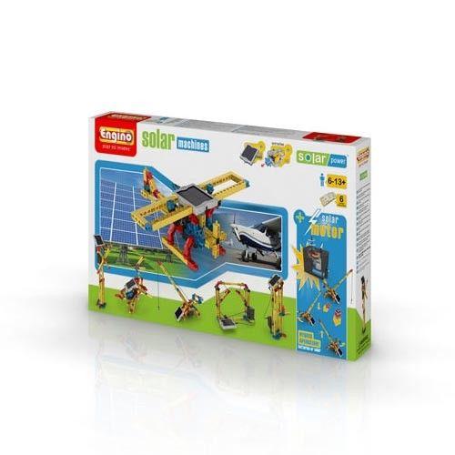 Set masinarii solare Engino 0