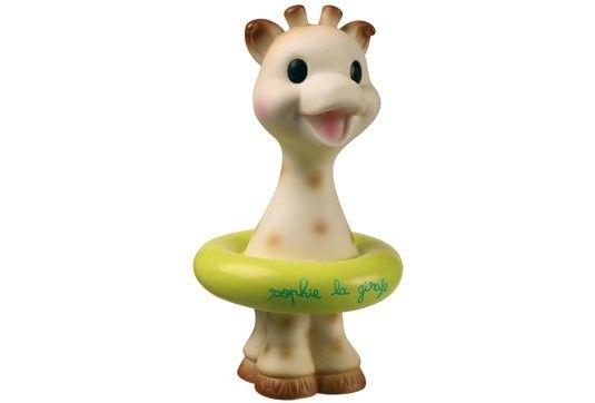 Set pentru baita Girafa Sophie 4
