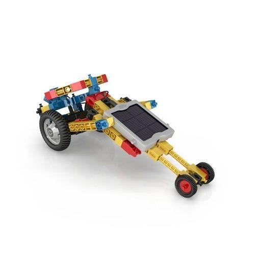 Set vehicule solare Engino 4