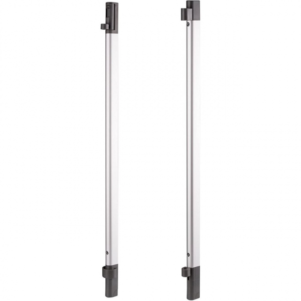 Sistem de instalare rapida EasyFix pentru porti de siguranta extensibile DesignLine, aluminiu, Reer 46051 [0]