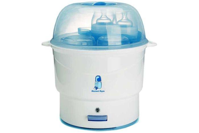 Sterilizator biberoane electric cu aburi MOMERT 1700 0