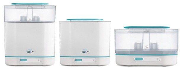 Sterilizator electric cu abur 4 in 1 - Philips Avent 1