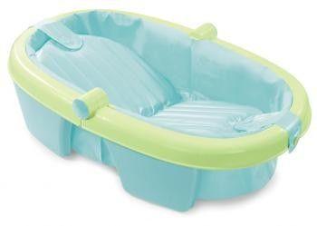 Summer Infant - Cadita pliabila Newborn-to-Toddler 2