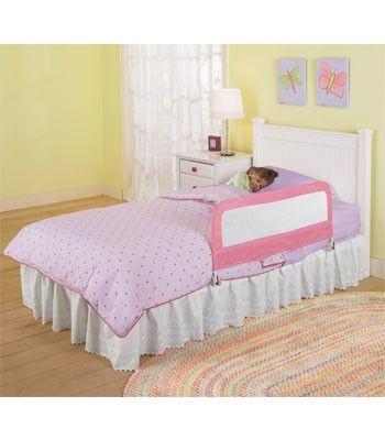 Summer Infant - Protectie pliabila pentru pat Pink 0