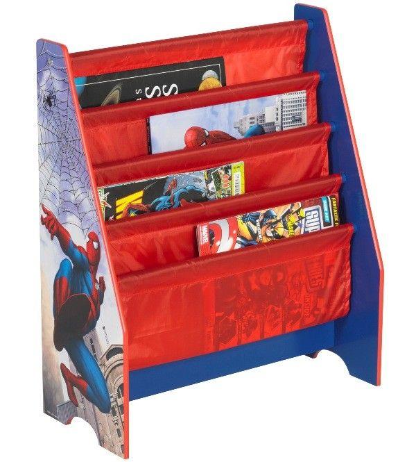 Suport reviste Spiderman 0