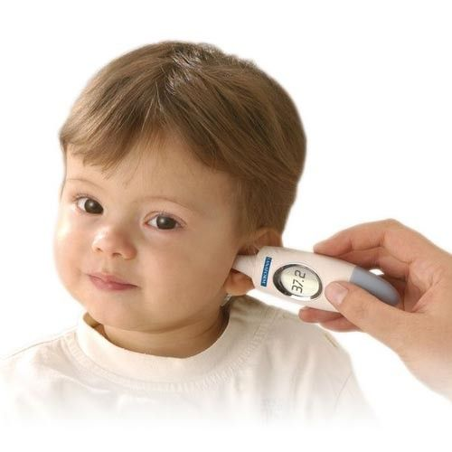 Termometru pentru bebelusi 4 in 1 Lanaform 2