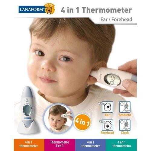 Termometru pentru bebelusi 4 in 1 Lanaform