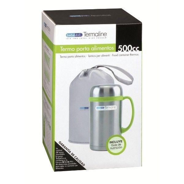 Termos pentru alimente solide sau lichide 500 cc - BebeduE 3